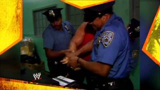 SummerSlam Moments: 1991 Big Boss Man vs. The Mountie