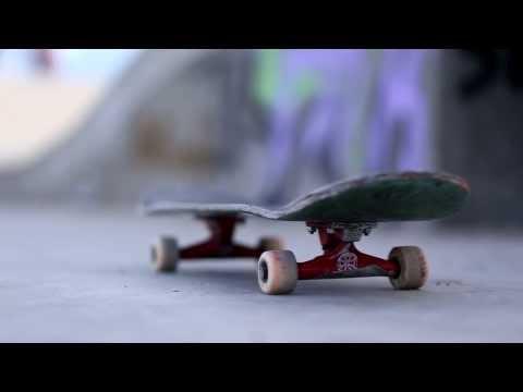 Rosh Haayin SkatePark - DSLR Video
