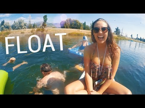 Floating the Penticton Channel - AN OKANAGAN MUST