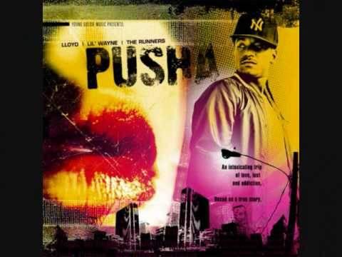 Lloyd (feat. Lil Wayne & Juelz Santana) - Pusha (Remix) [with Lyrics]