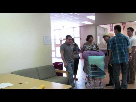 NMSU Housing Move in Day