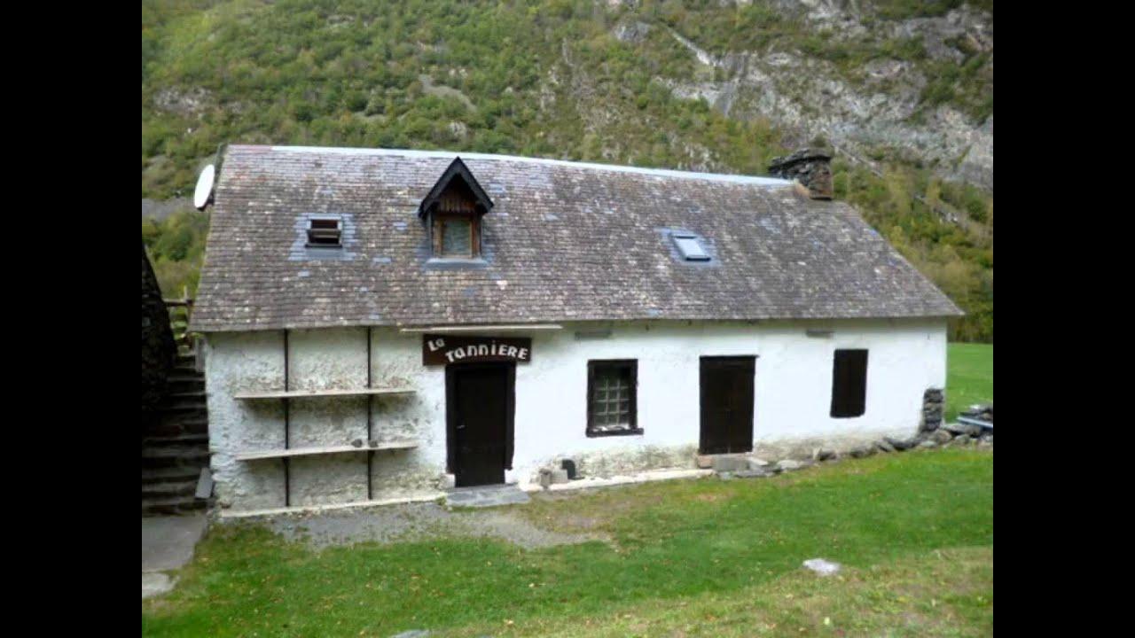 Achat et vente grange bergerie gedre for Achat maison direct proprietaire