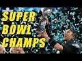 Philadelphia Eagles Crush The Evil Empire in Super Bowl 52