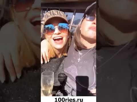 Ксения Бородина Инстаграм Сторис 08 марта 2020