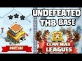 NEW TH8 WAR BASE 2018 Anti 3 STAR | Town Hall 8 (TH8) Clan war League BASE CLASH OF CLANS update