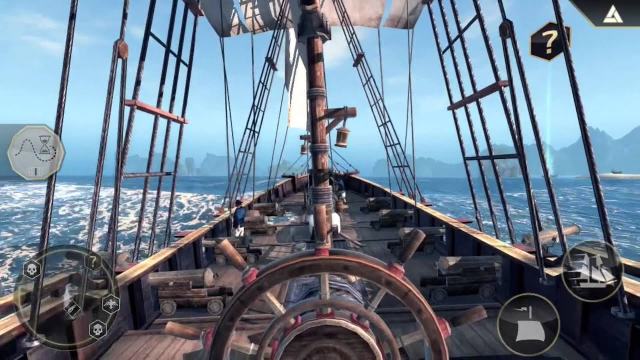 App-Test: Assassin's Creed Pirates