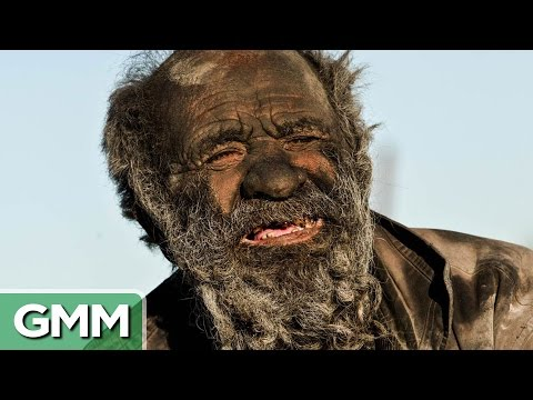 The Dirtiest Man Alive