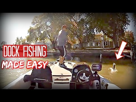 Dock Fishing Made Easy with the Missile Baits D Bomb