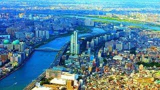 United Airlines Landing in Narita International Airport - Tokyo, Japan