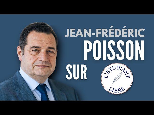 Redonner confiance aux Français - JFP invité de L'Etudiant Libre | 27 av. 2021