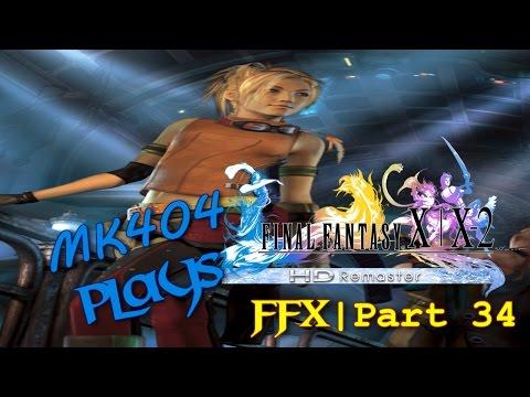 MK404 Plays Final Fantasy X[HD Remaster] PT34 - Gran Pulse