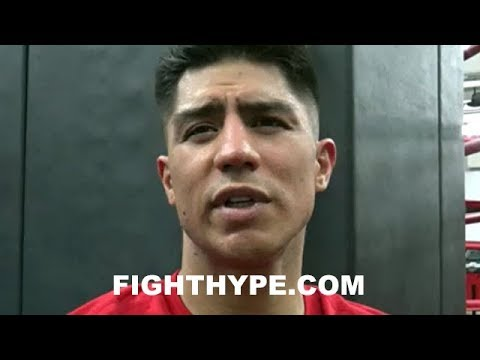 """JESSIE VARGAS EXPLAINS HOW ADRIEN BRONER IS """"COMPLETELY OPPOSITE"""" OF HIM: """"LEAD BY EXAMPLE"""""""
