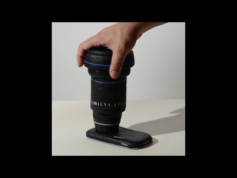 LENS SQUASH - Samsung Galaxy K Zoom (4K)
