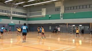2015-12-06 Division 2 學界手球 8強