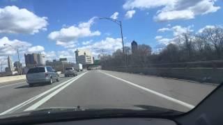 Morning routine! On my way to Columbus Ohio