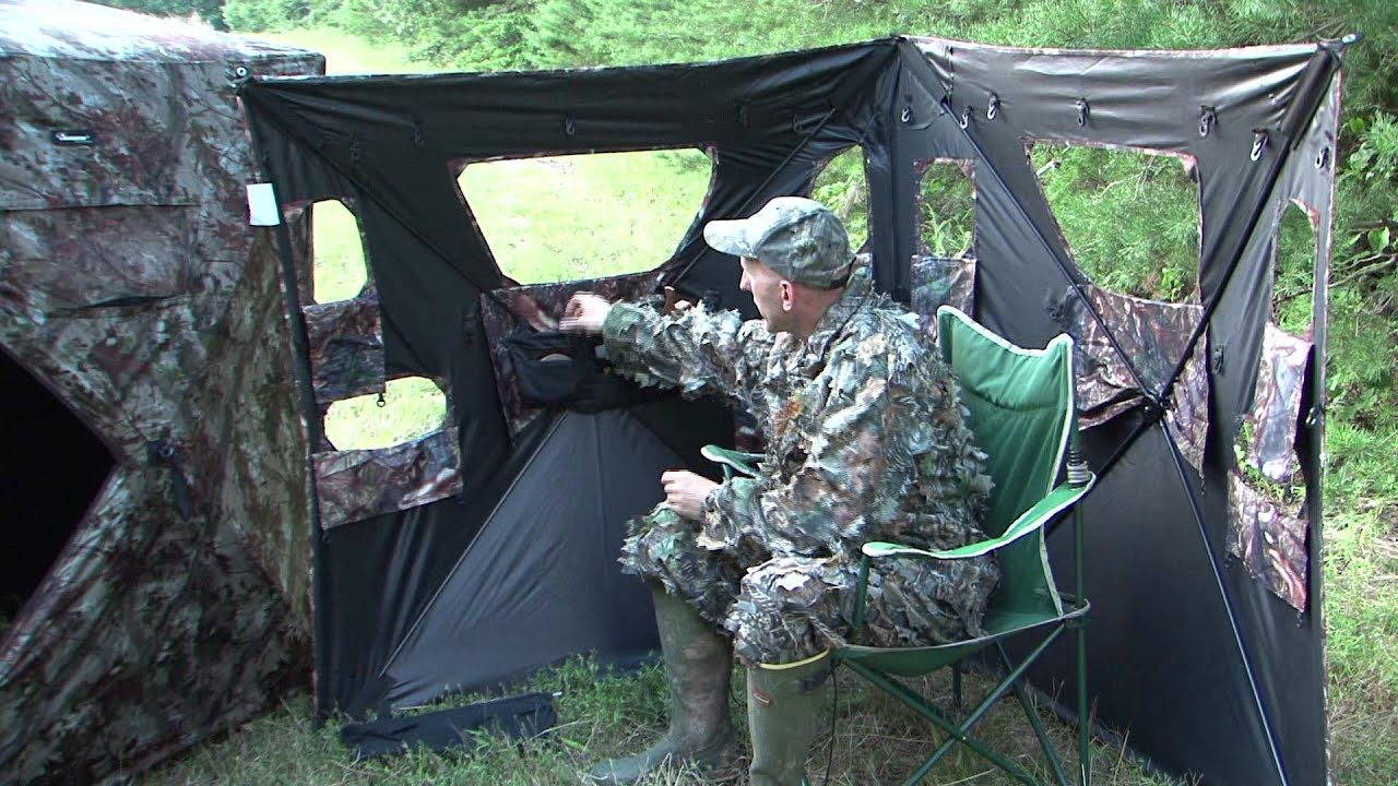 blind extenders predator ext bow product ghostblind with extender person set ground blinds free hunting