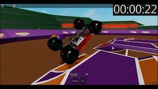Roblox Monster Jam YouTube série 3: Oakland Freestyle