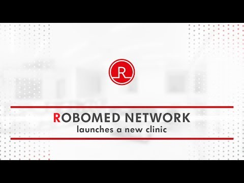 Robomed Network launches a new clinic