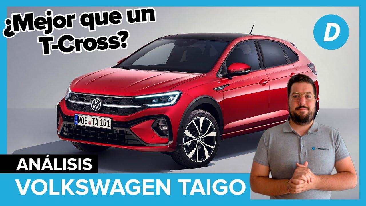Volkswagen Taigo 2022: el mini-BMW X6 que sí podrás comprarte | Análisis | Diariomotor