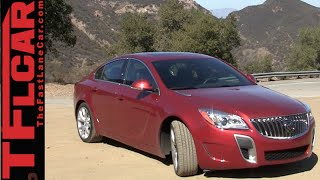 2015 Buick Regal GS AWD Review: A Most European American Car