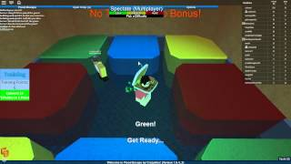 Roblox Let's Play - Flood Escape QQ