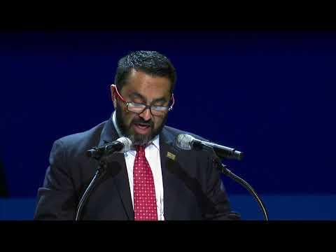 OPENING SPEECH: ITU TELECOM WORLD 2017 - Edwin Estrada Hernández,Viceministro, Costa Rica