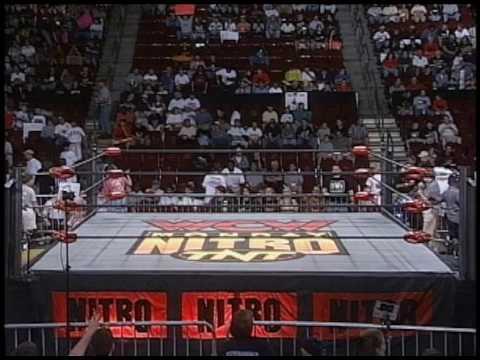 WCW Monday Nitro Pre-Show - Columbia, SC - 10/5/98