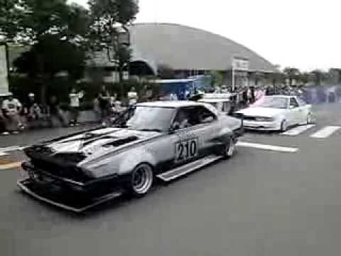 Japanese Classic Car Show - Import Tuner Magazine