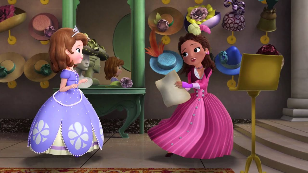 Sofia The First My First Flight Youtube