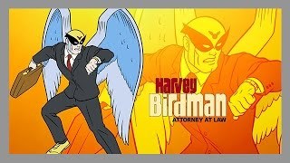 Мультреволюция - Харви Бёрдмен, адвокат/Harvey Birdman, Attorney at Law (2000-2007)
