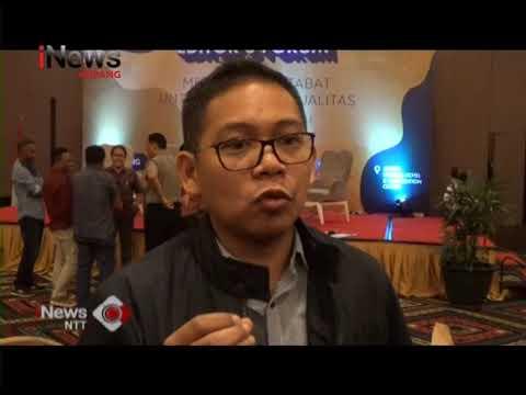 iNews NTT - Kemkominfo Gelar Editor Forum Menuju Media Bermartabat di Kupang