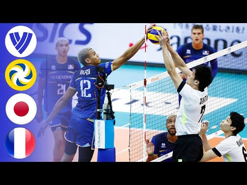 JPN Vs. FRA - Full Match   Men's Volleyball World Grand Champions Cup 2017