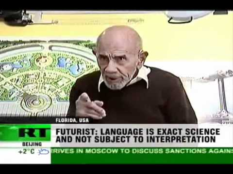 Jacque Fresco Doesn't Know Who Created Algebra