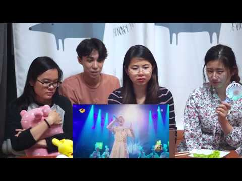DIMASH DAIDIDAU REACTION || Chinese, Vietnamese reaction