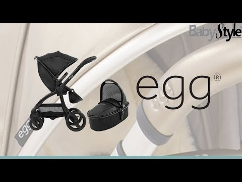 BabyStyle egg® Carrycot & Stroller Store Demo - Direct2Mum