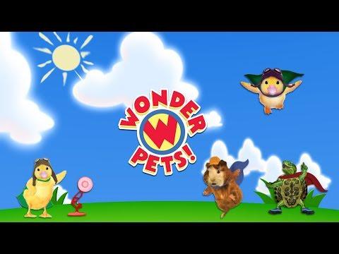 1075-The Wonder Pets-Nick Jr. Spoof Pixar Lamps Luxo Jr Logo