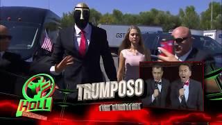 ¿Quien %&$! es Trumposo? en Lucha Libre