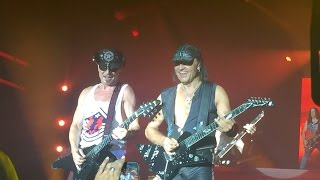 Scorpions - 50th Anniversary Tour - Live In Singapore
