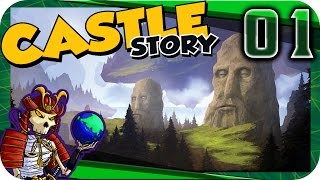 Castle Story Early Access   Zuma Invasion   Let