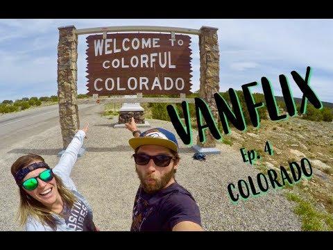 Discover Colorado Van Life - VanFlix Ep.4 SocialMadics