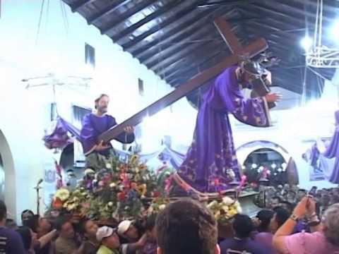 En esta Semana Santa 2014 visita al Nazareno de San Pablo