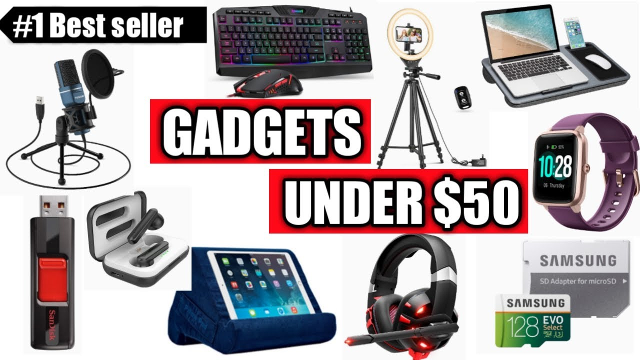 10 Smart Gadgets on Amazon under  – Tech gift ideas 2021