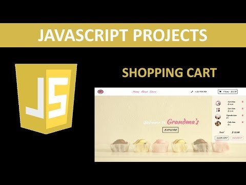 Javascript Project - Shopping Cart