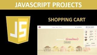 Javascript Project - Shopping Cart