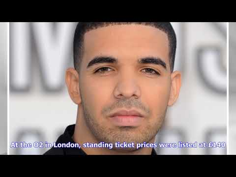 Drake Fans Fume At £140 Standing Tickets At City Gig