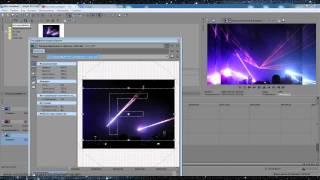 Как убрать черные края или сделать видео на весь экран в Sony Vegas Pro 12.0. Izuchenie program