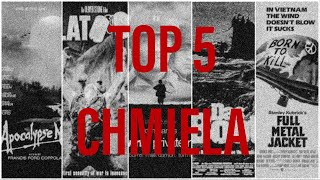 TOP 5 NAJLEPSZE FILMY WOJENNE