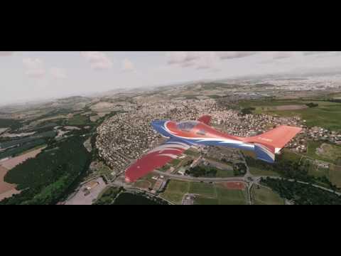 Airscape Auvergne 3DA By France VFR | Urban & Peri Urban Autogen Vegetation