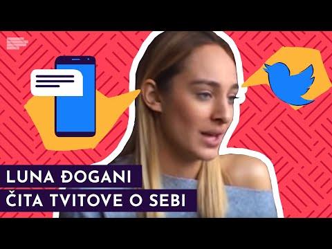 Luna Đogani: U školi su me zvali bilbord! | Mondo TV