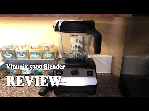Vitamix 5300 Blender - Review 2019